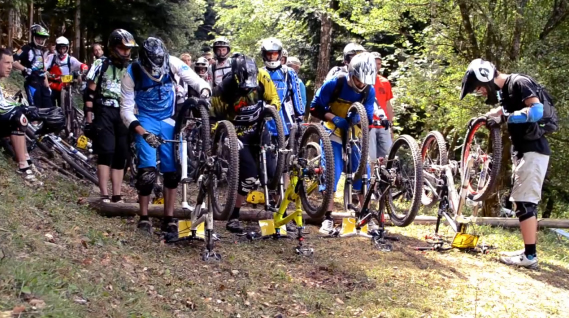 Elsass Bluegrass Enduro Tour de Mollau, la vido