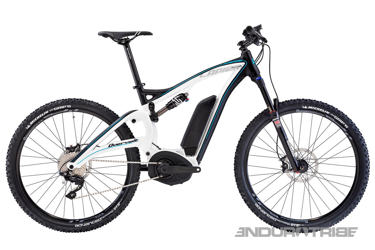Lapierre 2014 l 39 overvolt un all mountain assistance lectrique - Assistance electrique vtt ...