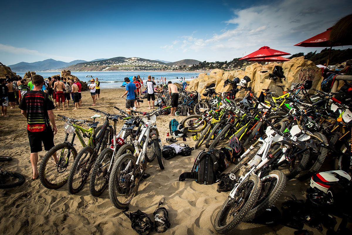 Andes Pacifico Enduro MTB 4 Stage Race.