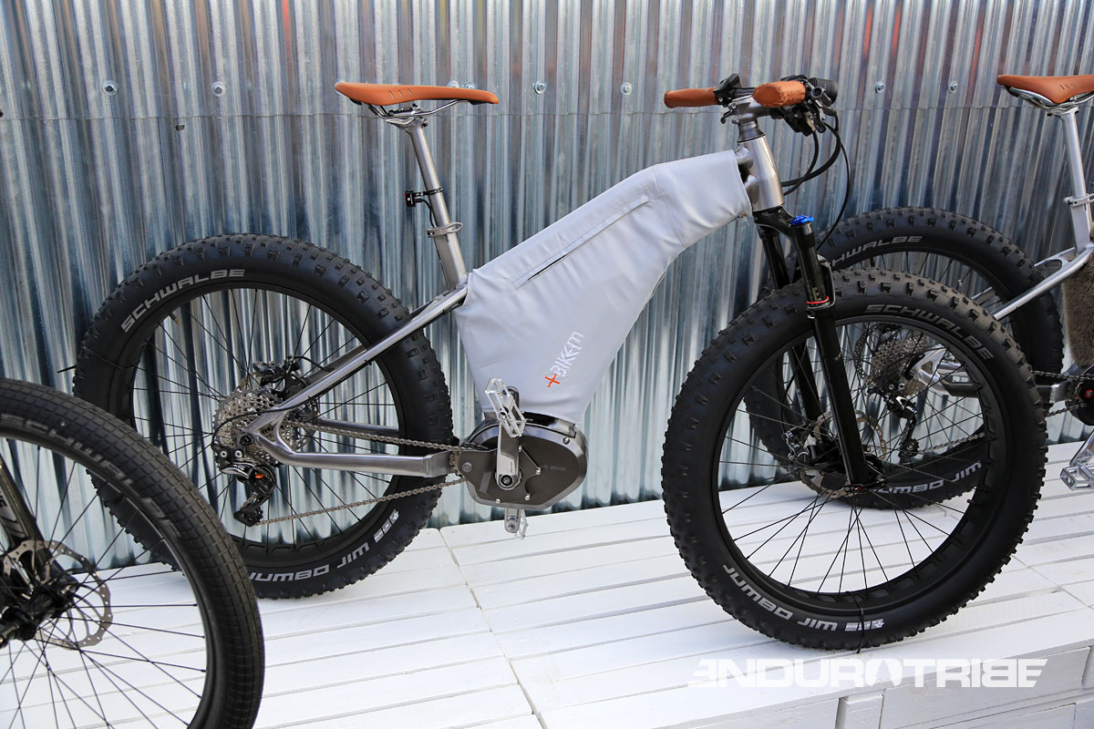 Favori Roc d'Azur : Du Fat Bike et du VTTAE de compète chez Moustache IF23