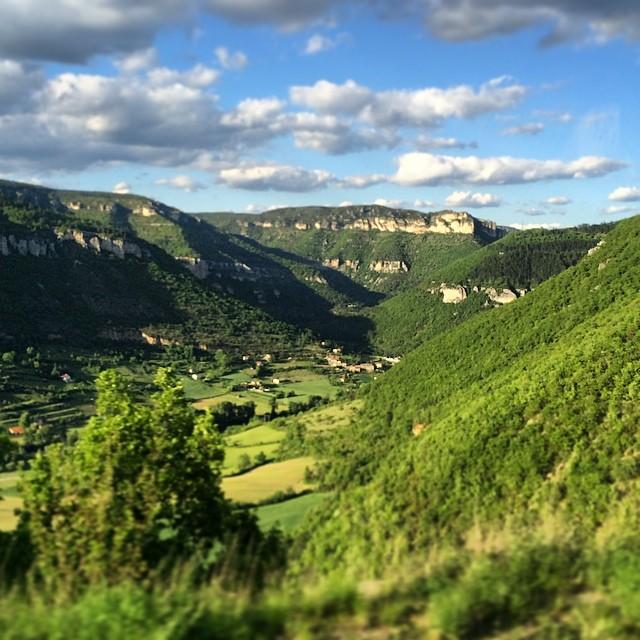 Sur la route de @biivouac Millau