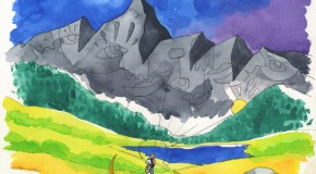 Peinture & Aventure – La nouvelle chronique mensuelle de Tito Tomasi