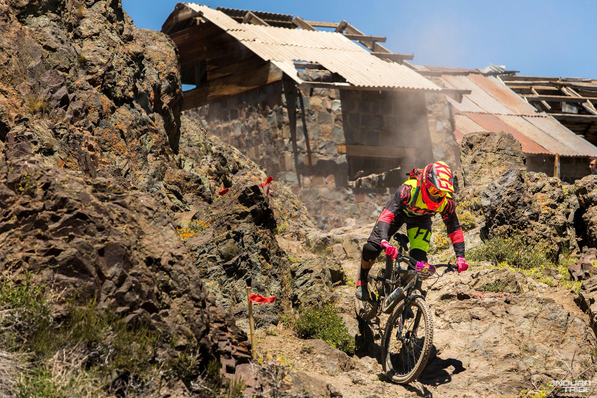 Día 1 Enduro Santa Cruz Andes Pacífico 2016
