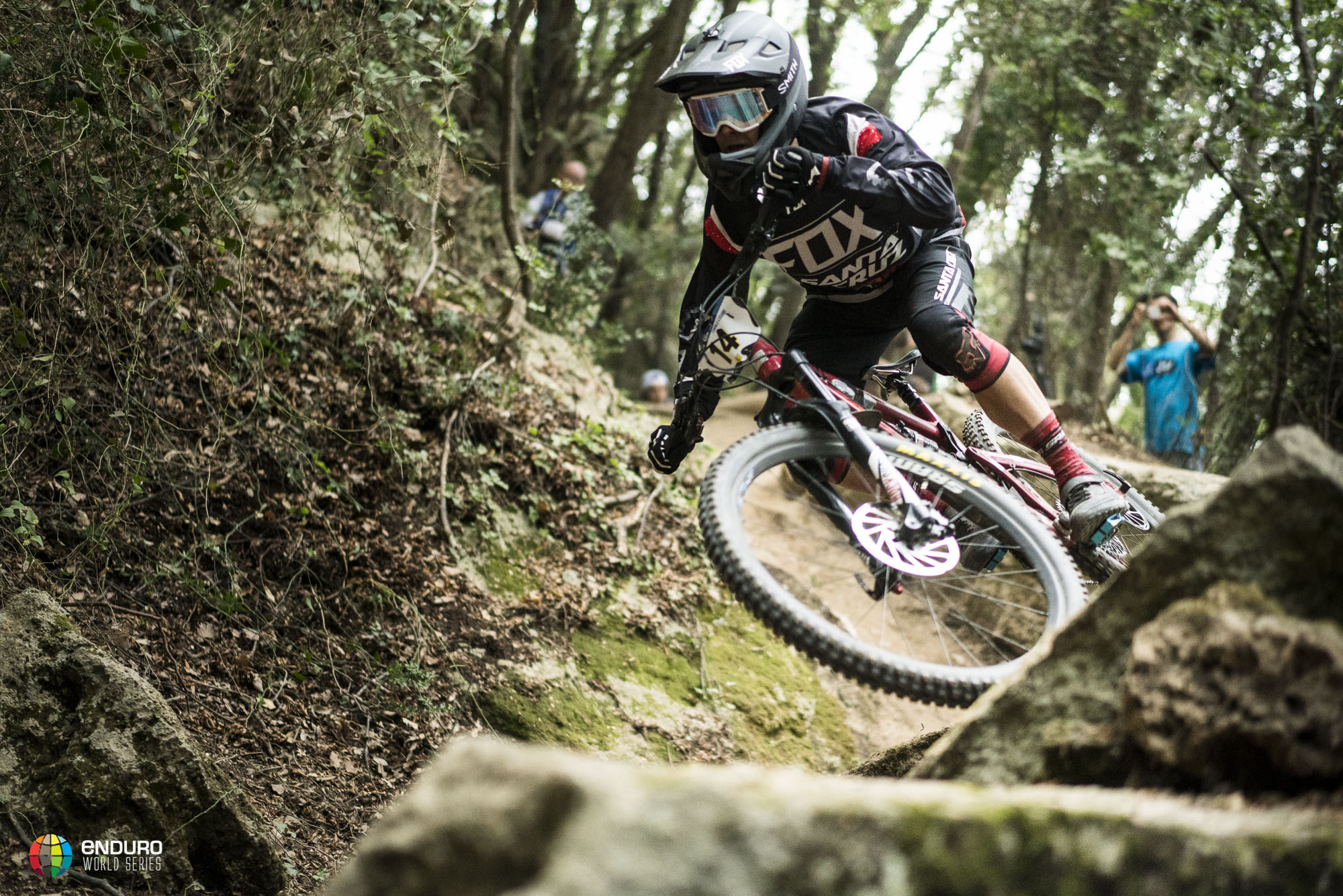 Mark Scott sits in 11th, so close to getting an EWS top 10!