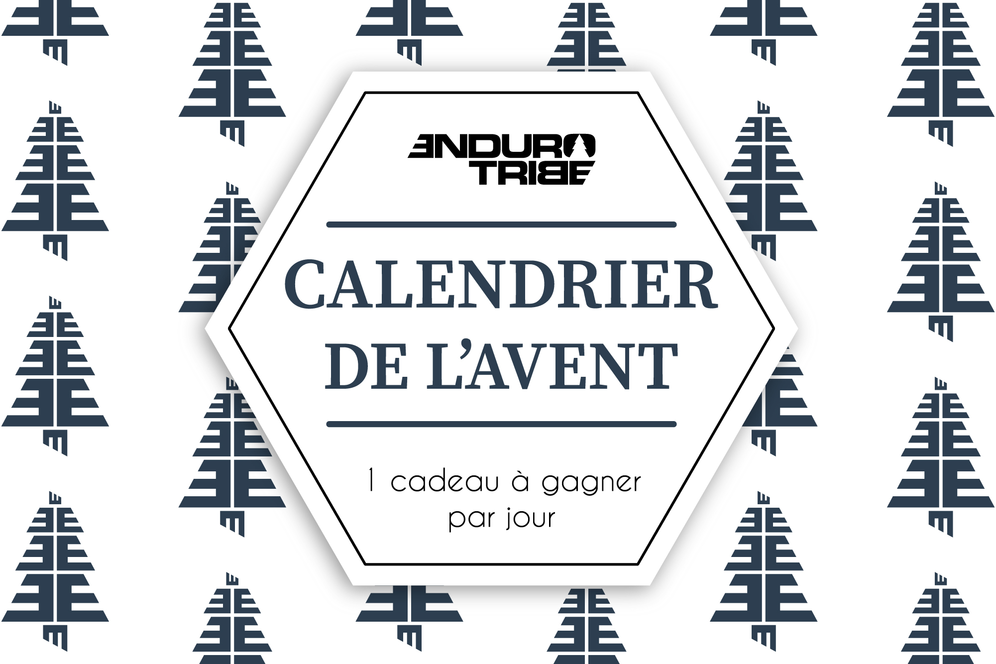 concours voici le calendrier de l 39 avent endurotribe 2016. Black Bedroom Furniture Sets. Home Design Ideas
