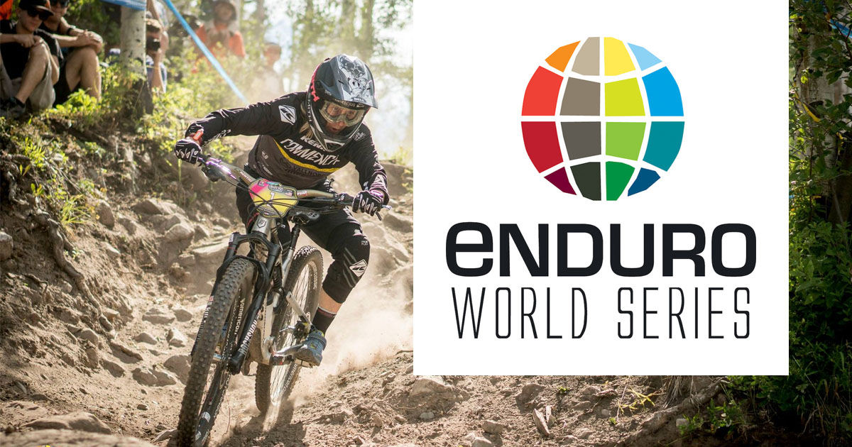 Calendrier Enduro World Series 2018