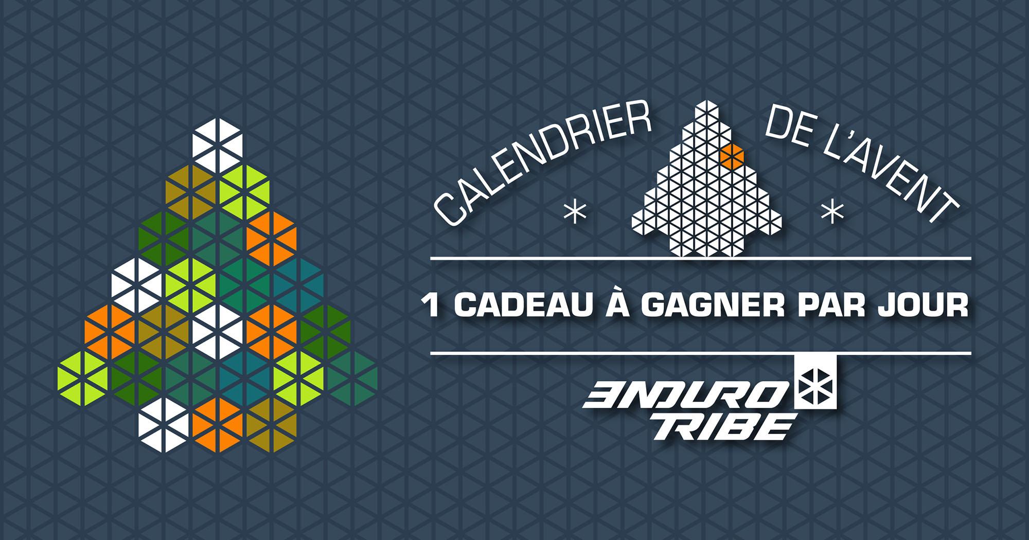 Concours Calendrier.Concours Le Calendrier De L Avent Endurotribe 2017 Est La