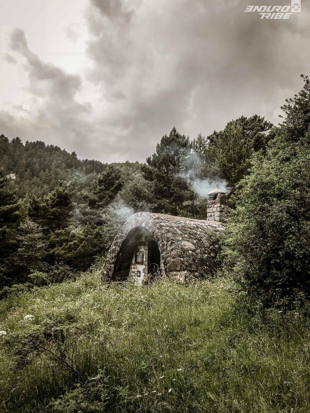 Jour 3 - Bunker de 1941 pour la nuit